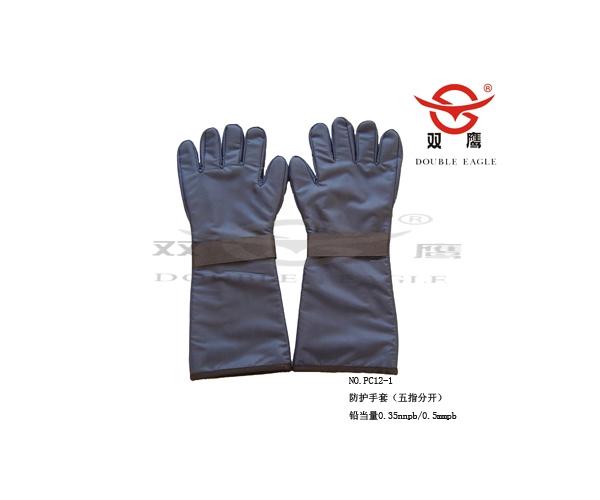 防护手套(五指分开)