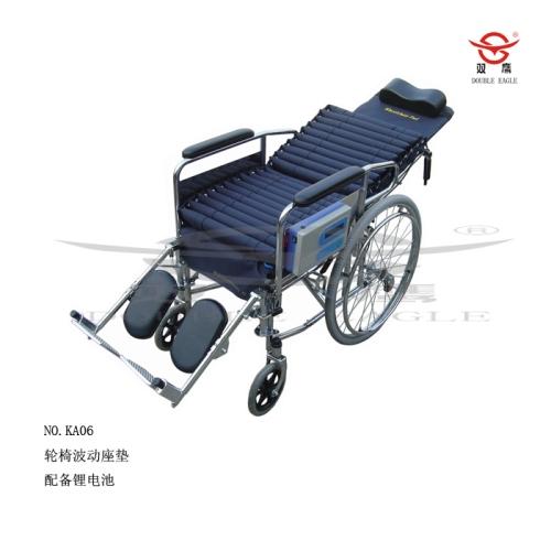 轮椅波动坐垫