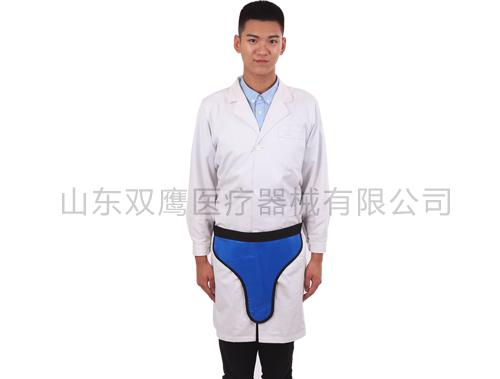 X射线防护三角巾