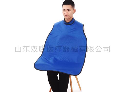 高领坎肩式围裙