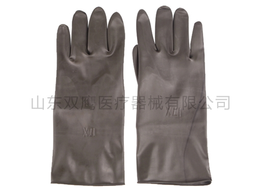 介入防护铅手套