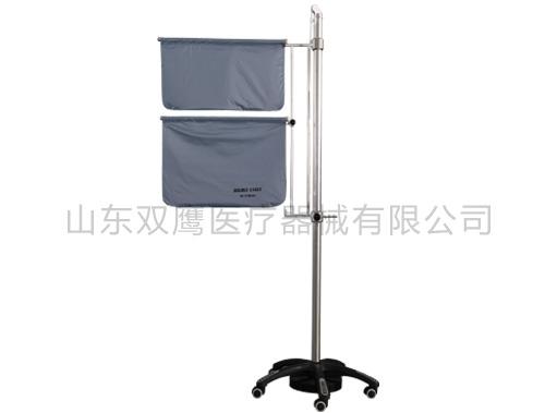 单柱升降防护屏